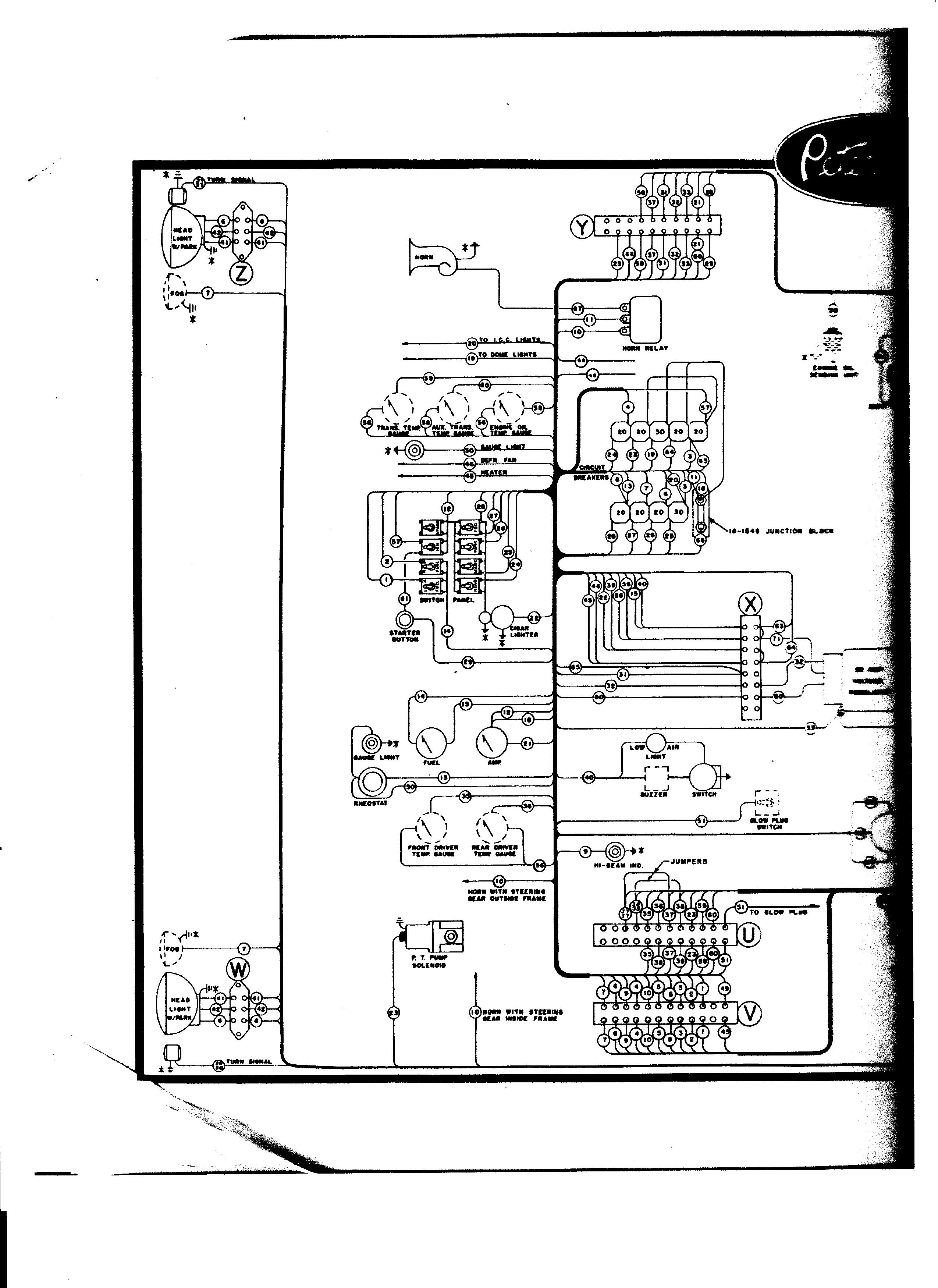 2004 Peterbilt Wiring Schematics For A 335 1994 Peterbilt