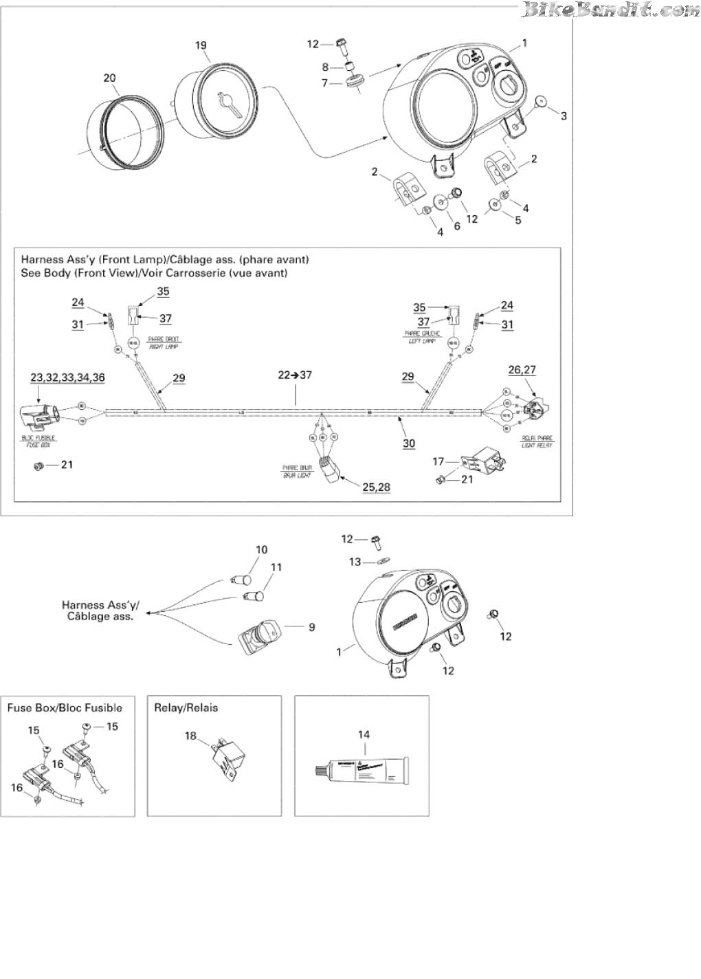 2008 can am outlander 650 wiring diagram factory diagrams car audio 400 new era of ds get free image about 2007