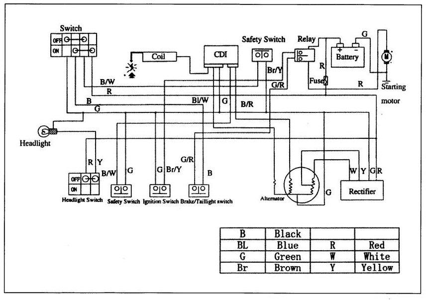 110 house wiring diagram