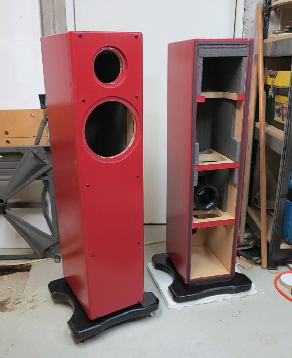New DIY speaker project underway