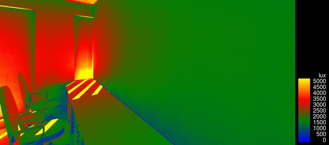 Illuminance Render opaque glass issue - Autodesk Community