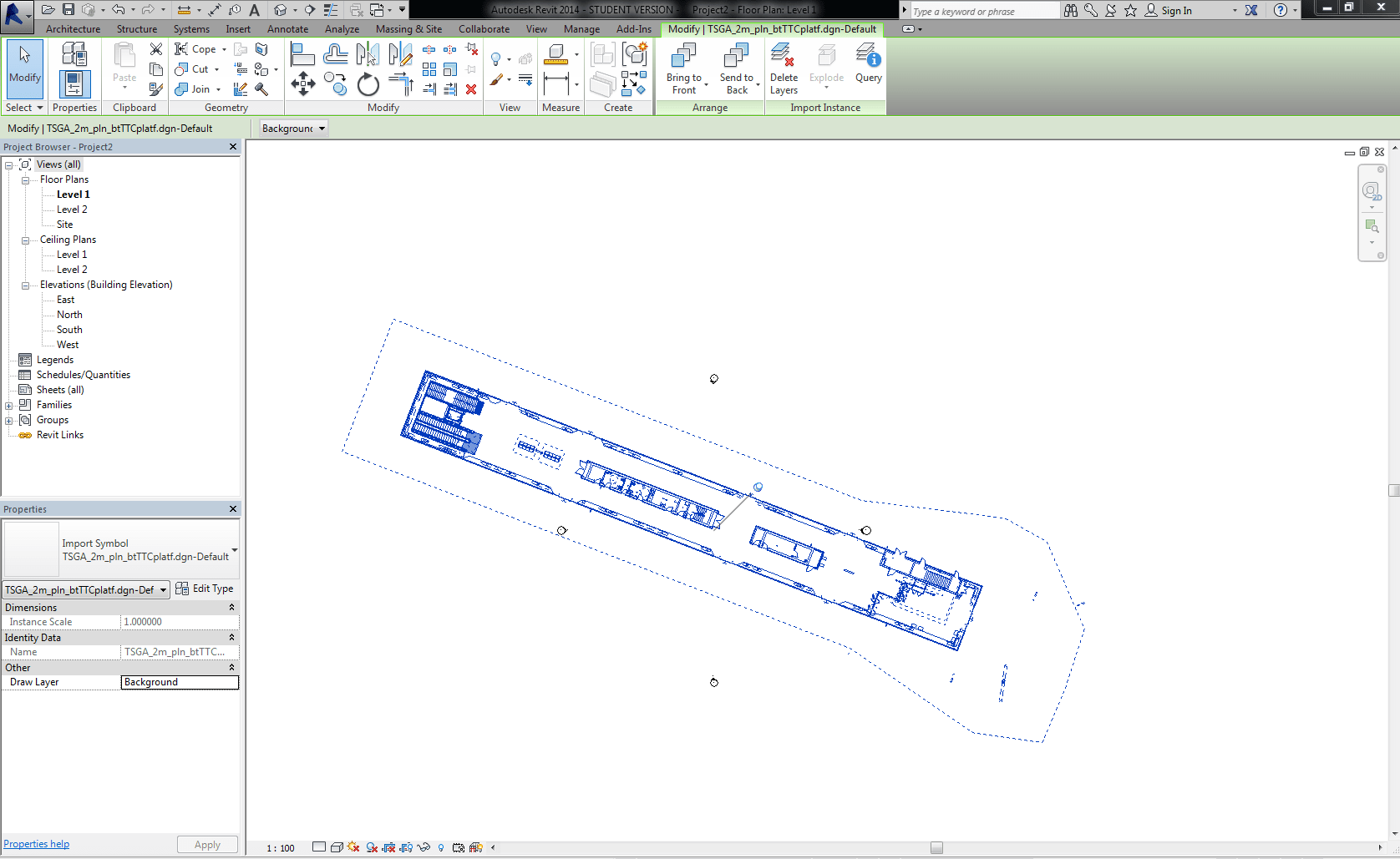 Revit Rotate Cad Link | Autocad Ws Cadd Microsystems