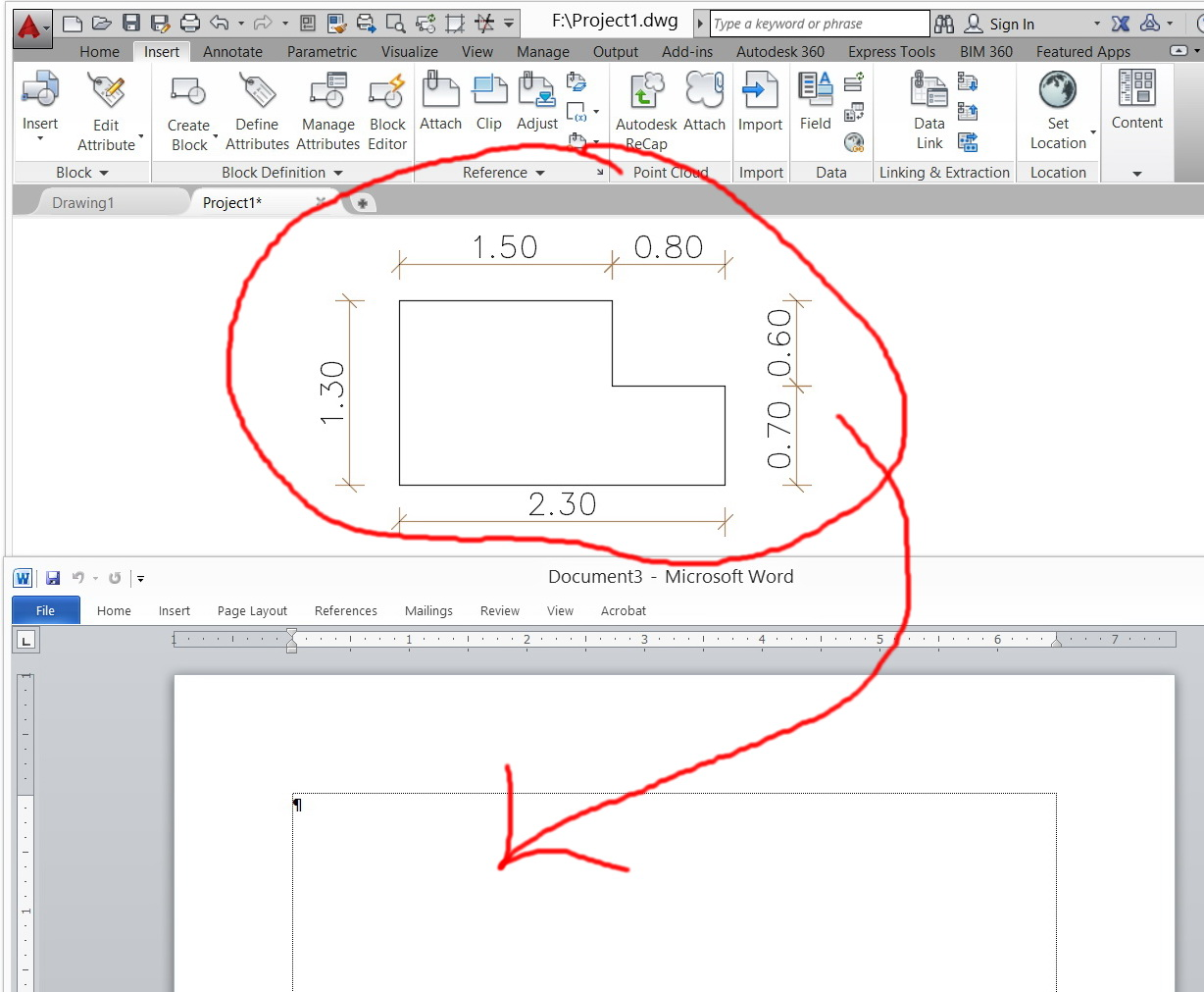 Scale Drawing In Word