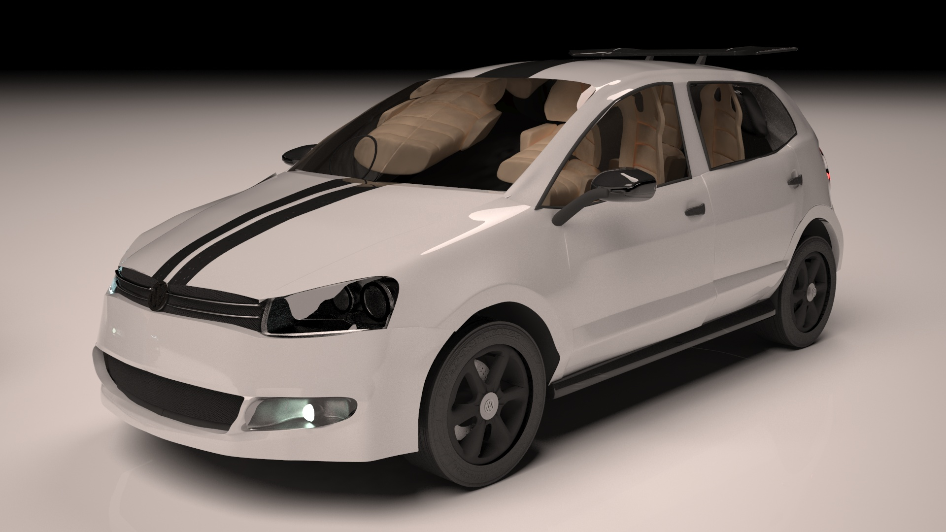 Car Light Vray | Bliz Race Car Rendering Turorial