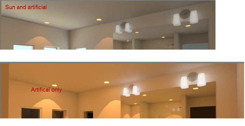 recessed can lights don t work with