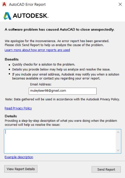 Autocad Fatal Error Unhandled E06d7363h : autocad, fatal, error, unhandled, e06d7363h, Solved:, FATAL, ERROR:, Unhandled, E06d7363h, Exception, Dff2a859h, HATASI, Autodesk, Community, AutoCAD