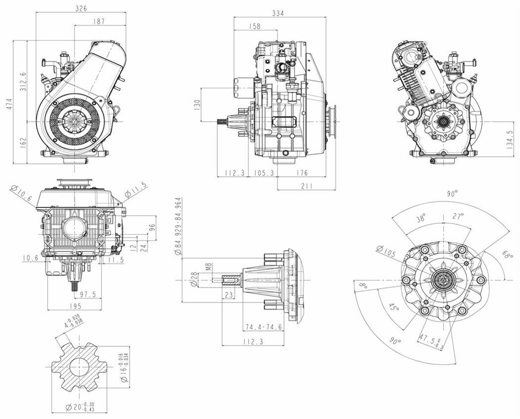 2005 Baja 90cc Atv Wiring Diagram Baja 110 ATV Wiring