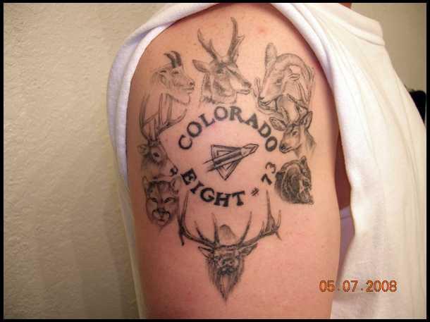 Outdoor/Wildlife/Hunting Tattoos?