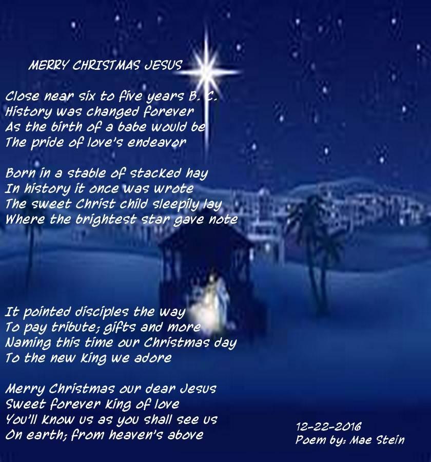 merry christmas jesus holiday