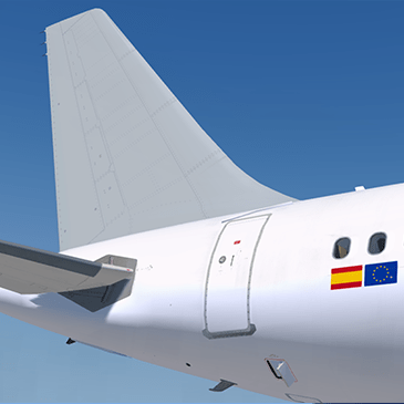 Vueling A320-200 EC-LQM - Older non PBR User Submitted Liveries - Flight Sim Labs Forums