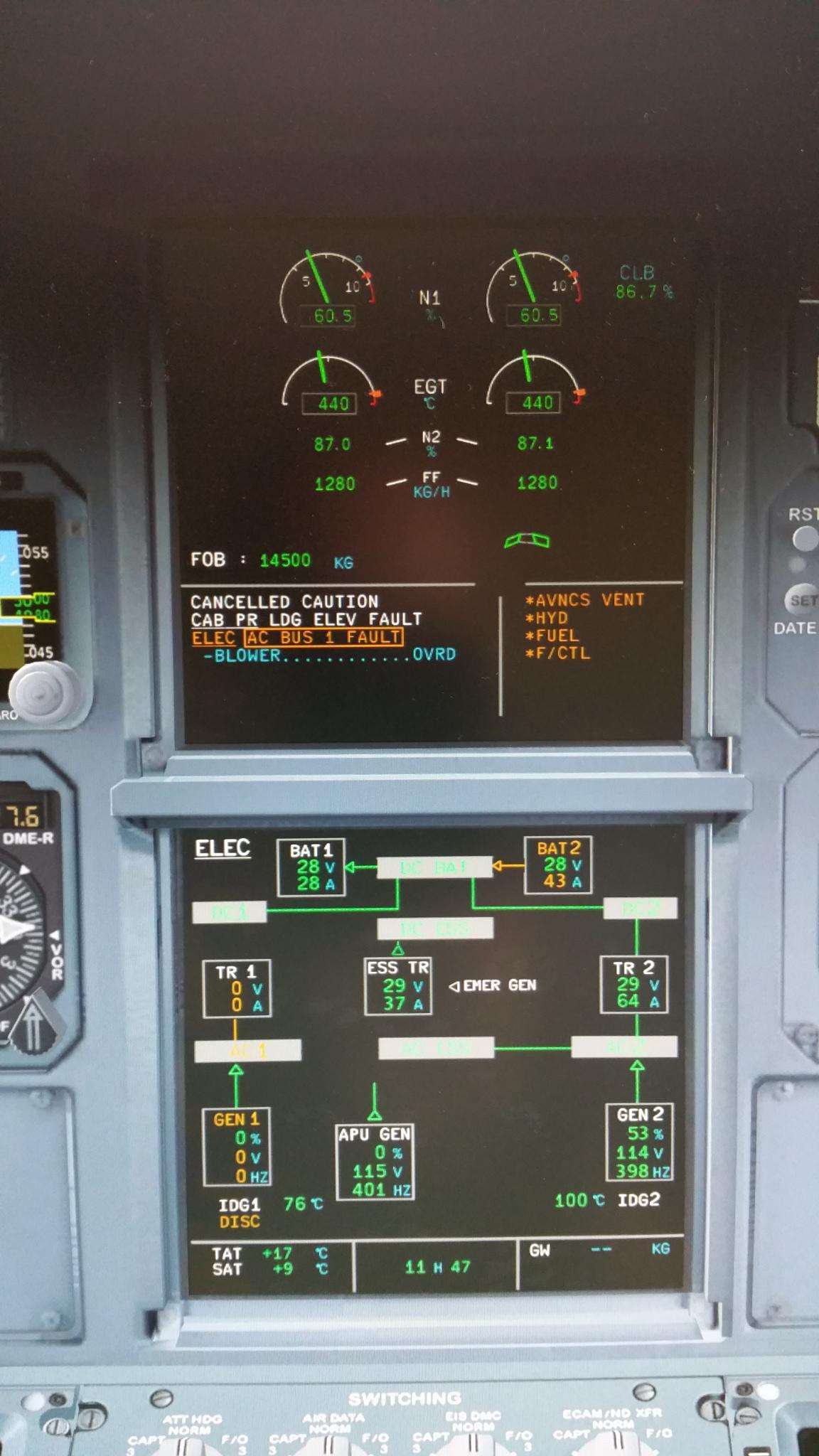 IDG DISCONNECT  Archive  Flight Sim Labs Forums