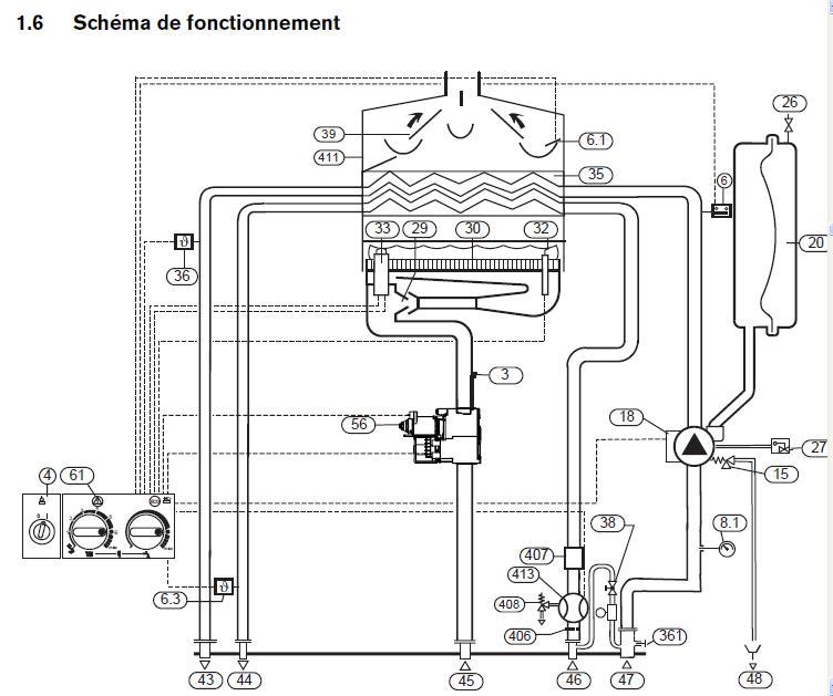 Blanc Chaudiere Leblanc Acleis Nglm23 2h