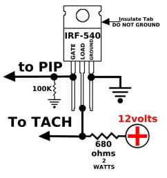 tachdriver8ol thumb jpg corrected wiring diagrams for edis 6 ignition module megasquirt  [ 906 x 900 Pixel ]