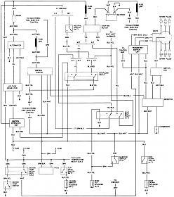 Wiring Stock Dizzy & Coil => 260z to 280z wiring