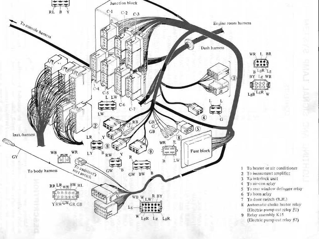 Magnificent datsun 510 wiring diagram gift electrical and wiring 93 nissan pickup wiring diagram outstanding 73