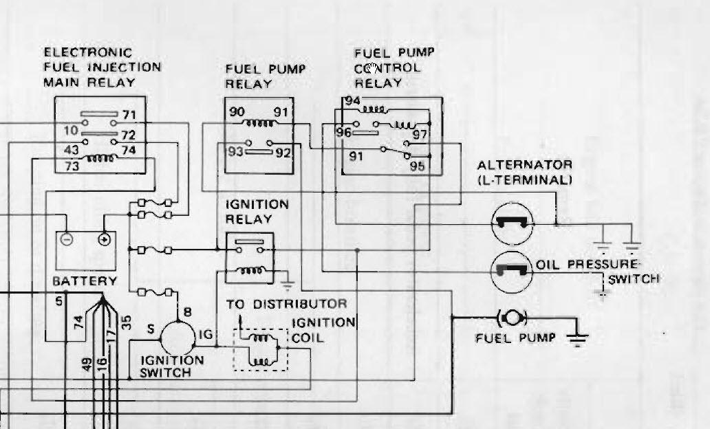 1978 280z fuse box