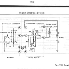 Cs144 Alternator Wiring Diagram 3 Pin Led Flasher Relay Is Not Charging Battery S30 Series