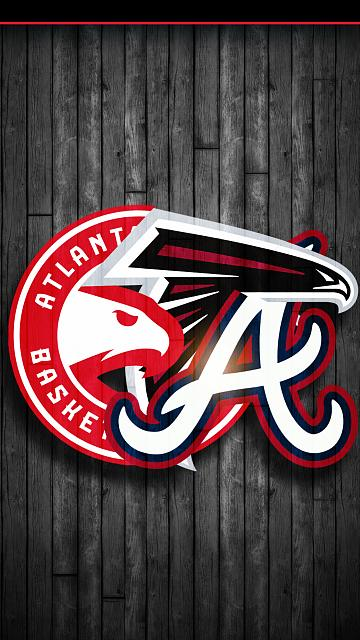 Atlanta Braves Iphone Wallpaper Sports Wallpapers Some Request When I Have Time