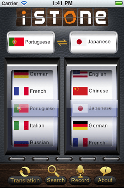 7 more source languages added to iStone Travel Translation App - iPhone. iPad. iPod Forums at iMore.com