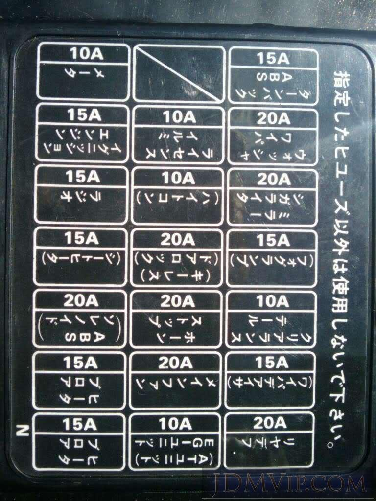 hight resolution of gc8 fusebox diagram layout translation rh forums jdmvip com lincoln town car fuse box diagram 2015