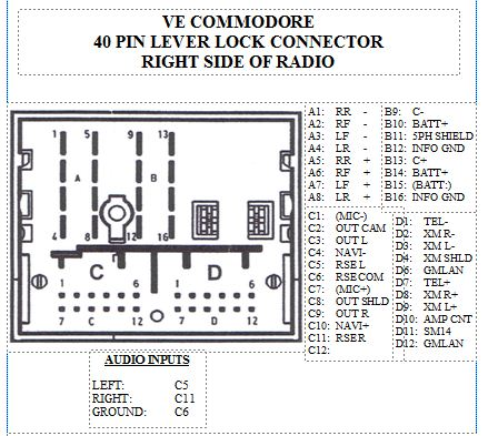 2000 isuzu rodeo radio wiring diagram volt drop formula vk vz stereo colours page 7 just commodores view attachment 76804
