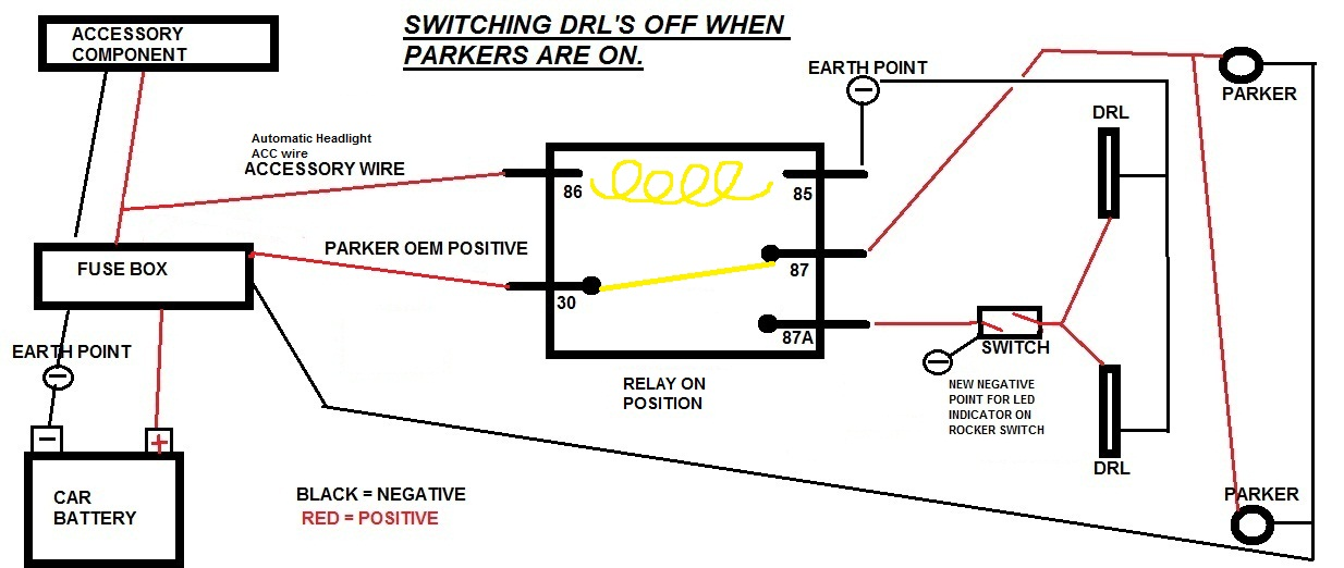 Relay Wiring Is My Diagram Correct? Just Commodores