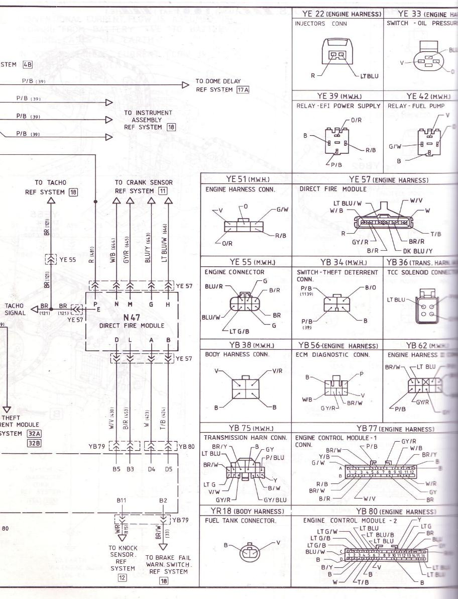 1995 Pontiac Lt1 Alternator Wiring Diagram Lt1 Exhaust