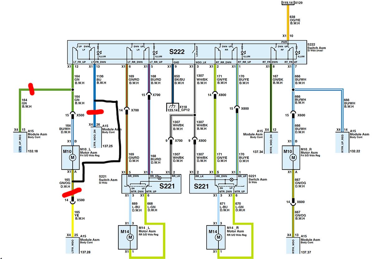 hight resolution of vs ute power window wiring diagram wiring library rh 19 codingcommunity de vz commodore power window