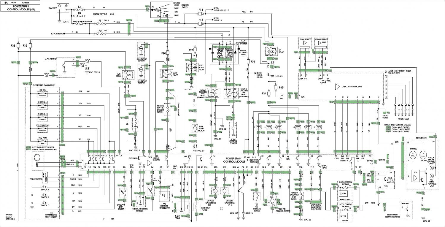 Vt Ecotec Complete Wiring Diagram Pin Configuations Just
