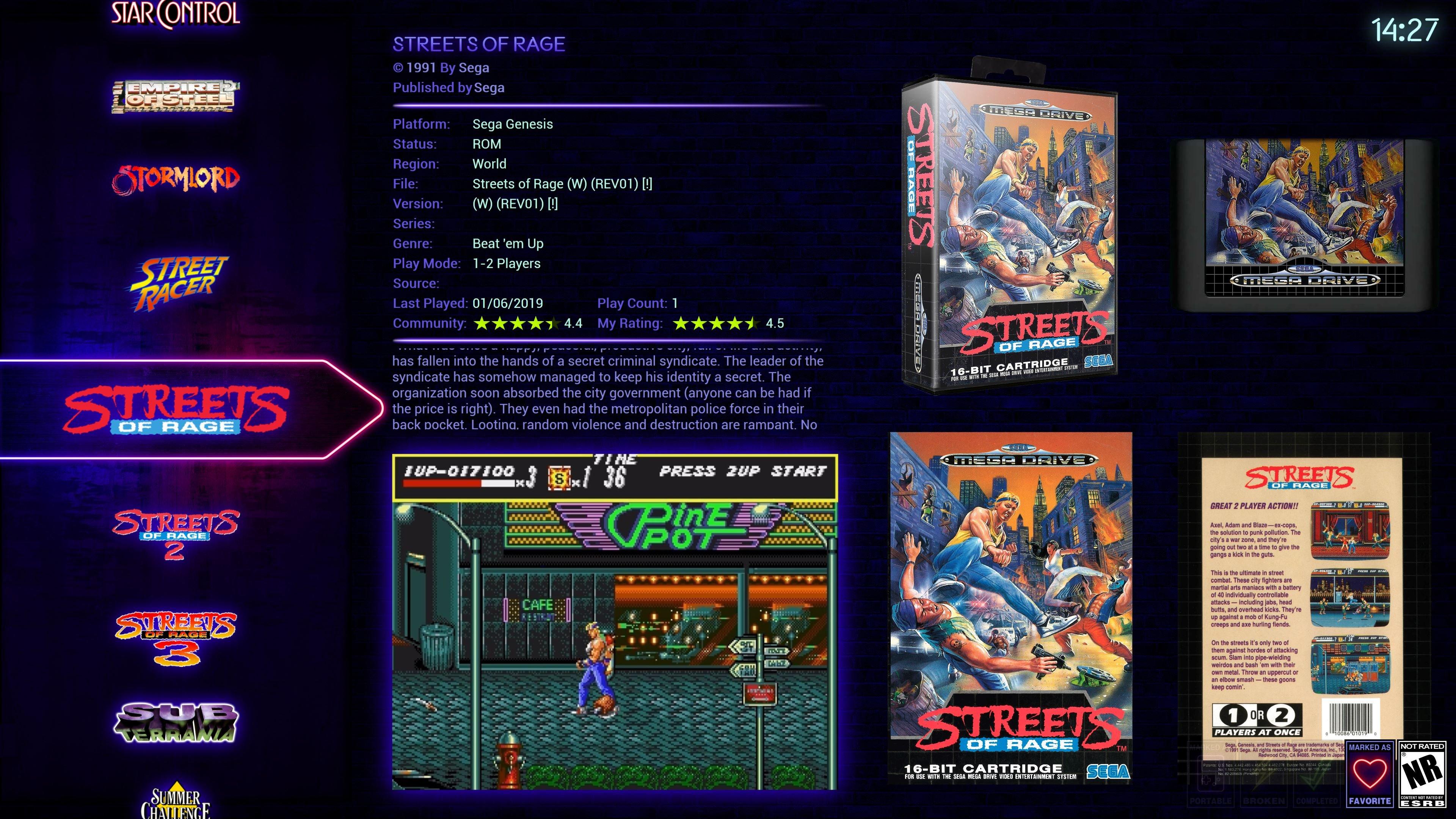 Neon Deluxe Arcade - Final 16:9 (Big Box Theme) - Big Box Custom Themes - LaunchBox Community Forums