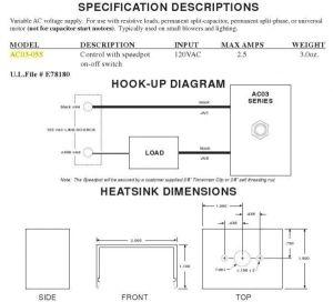 Dayton Ac Motor Wiring Diagram  impremedia