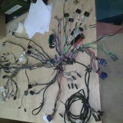 4 Way Light Switch Wiring Diagram Uk Find Trouble With Military Loom - Forum Lr4x4 The Land Rover