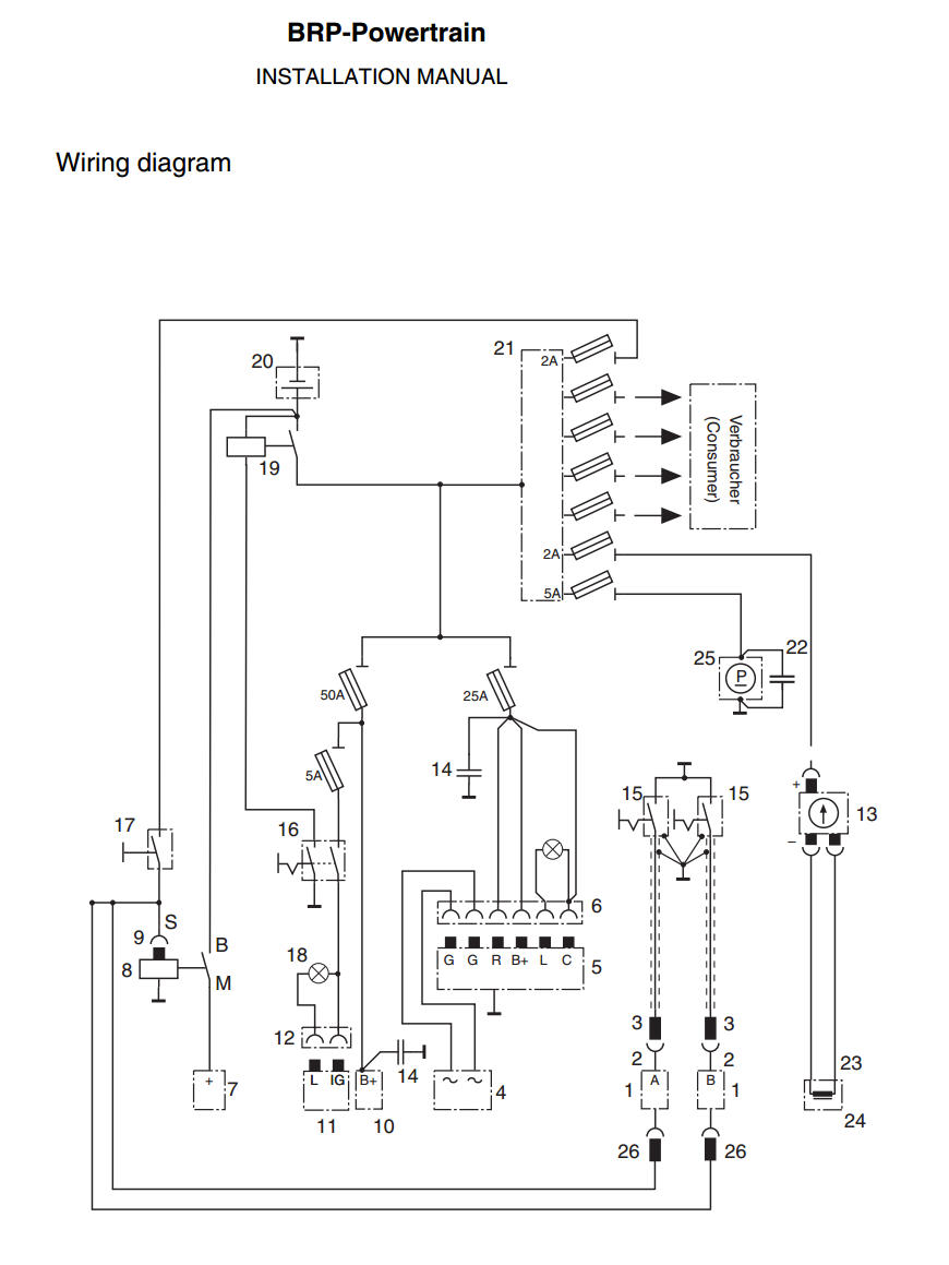 ... Wiring Rotax Aircraft Engine Diagram, Rotax, Free Engine Image ...