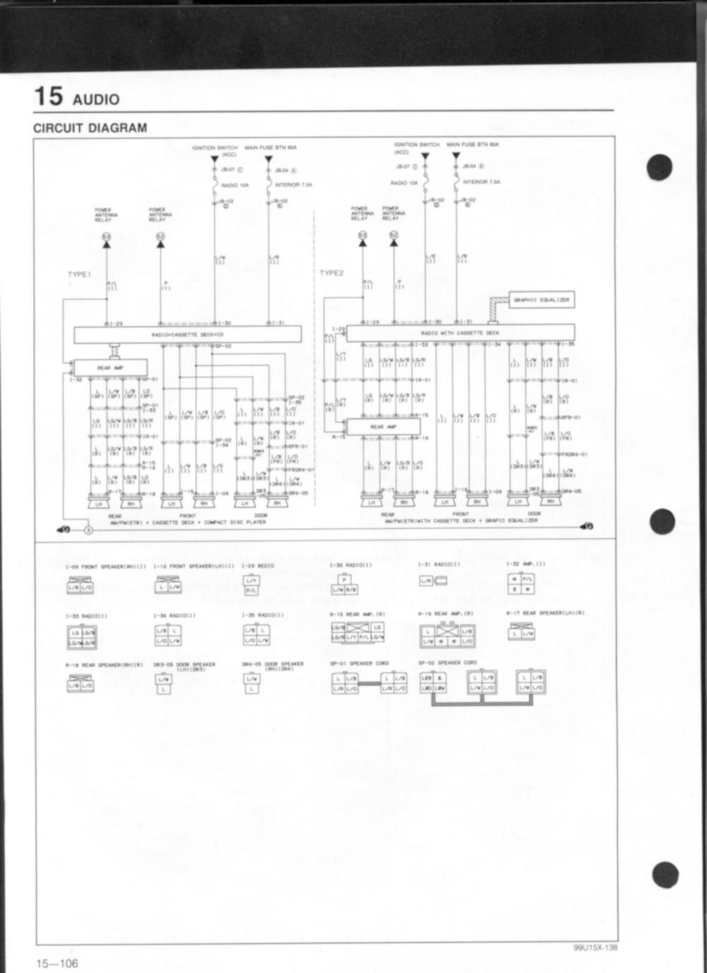 medium resolution of click image for larger version name mazdaradio2 jpg views 1613 size 132 2 1990 929 wiring diagram mazda