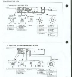 mazda 929 radio wiring wiring diagram local mazda 929 radio wiring [ 1275 x 1755 Pixel ]