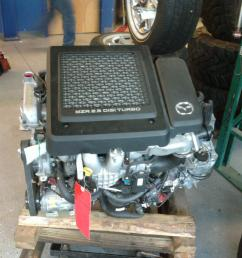 mazda 2 3 turbo engine [ 1600 x 1200 Pixel ]