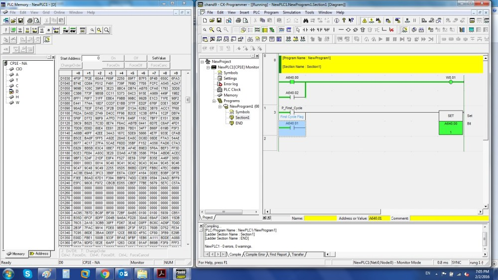 medium resolution of program when a640 0 is on jpg