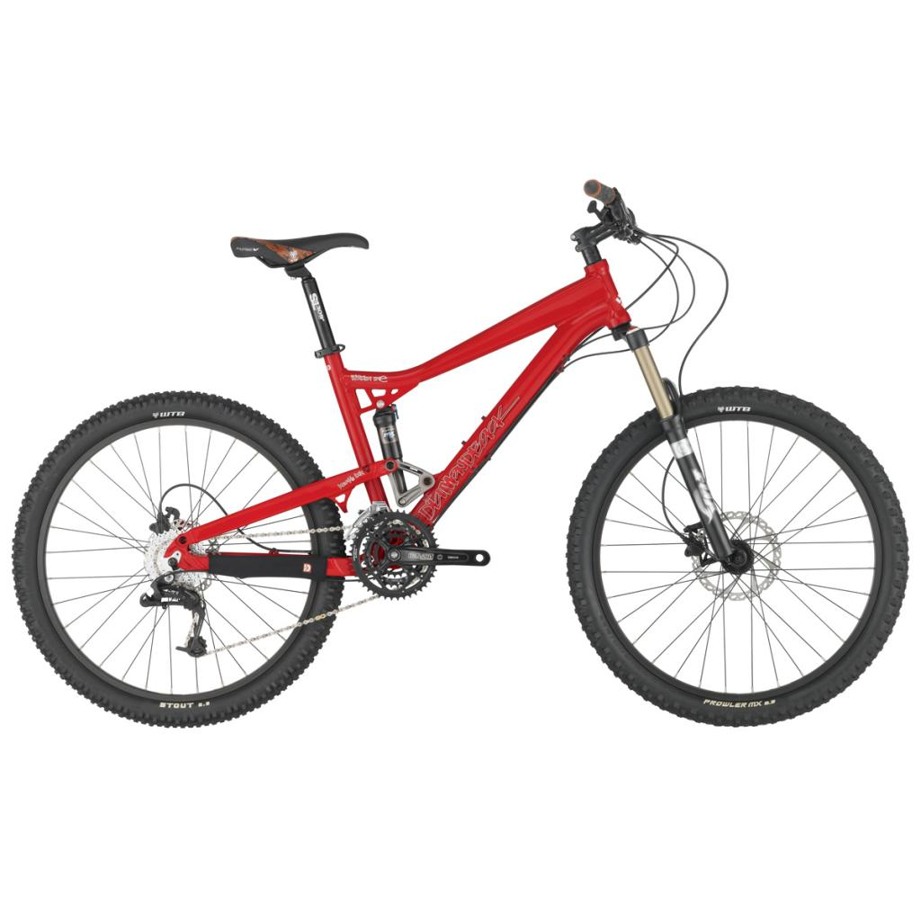 2009 Diamondback Mission 1 26 FS or Access 9.5 XCL 29er HT