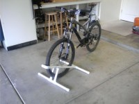 The Home Made PVC Bike Stand Thread?- Mtbr.com