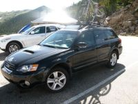 2009 Subaru Outback Roof Rack