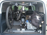Looking for car interior bike rack design ideas for ...