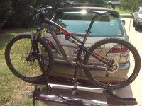 Roof rack vs hitch rack vs trunk rack..?- Mtbr.com