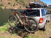 Roof rack use on trailer hitch?- Mtbr.com