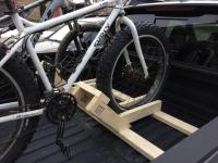 Best bike transport for a pickup truck.