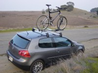 Roof rack or hitch for GTI- Mtbr.com