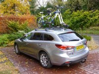 Mazda 6 Wagon Roof Rack | The Wagon
