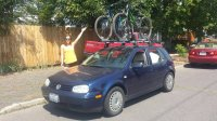 Roof Rack for Golf MKIV opinions?- Mtbr.com