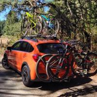 Subaru Bike Carrier Roof Mounted - Bicycling and the Best ...