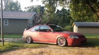 Anyone replace the crossbars on a Yakima roof rack with ...