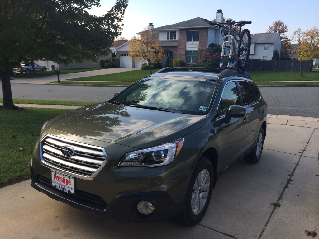 Roof Cargo Carrier For Subaru Outback